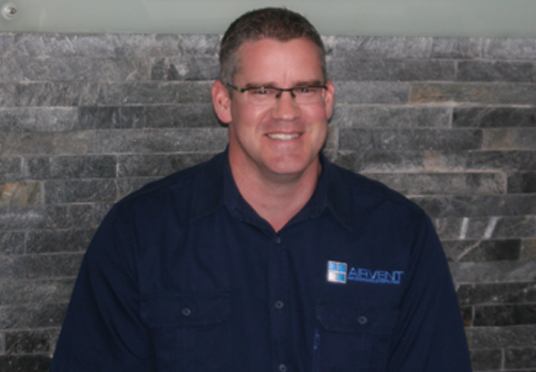 Airvent Airconditioning Team: Chris Emery