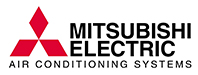 Airvent Airconditioning Brand: Mitsubishi Electric