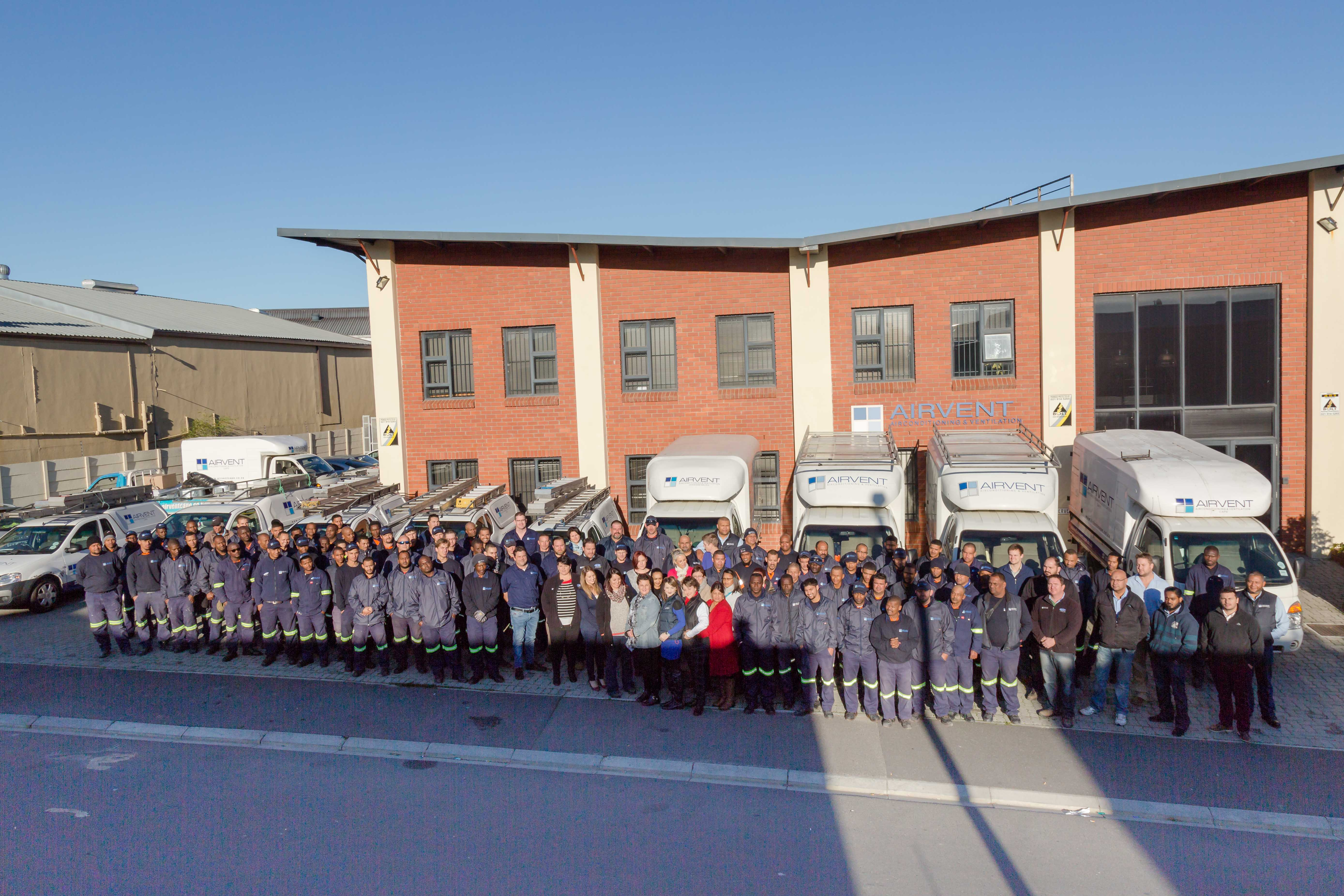 Airvent Airconditioning & Ventilation: Team