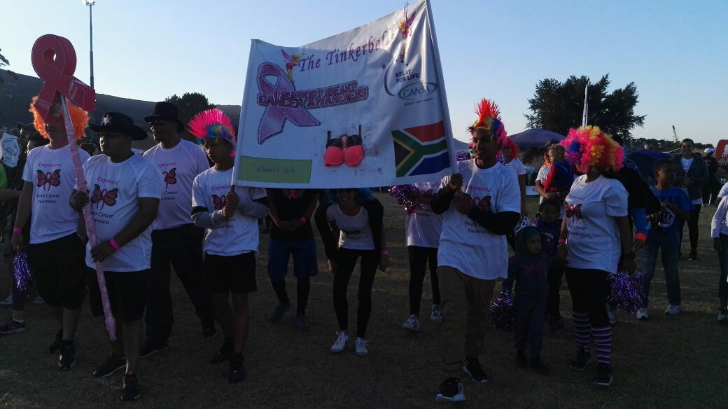 Airvent Airconditioning & Ventiliation Social responsibility: Cancer Relay for Life 2017