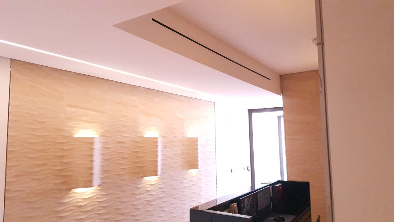 Airvent Airconditioning & Ventilation: Portfolio: Moullie Point Apartments wall
