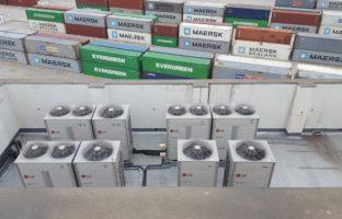 Airvent Airconditioning & Ventilation: Portfolio Transnet