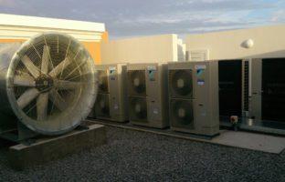 Airvent Airconditioning & Ventilation: Portfolio: Oasis Retirement