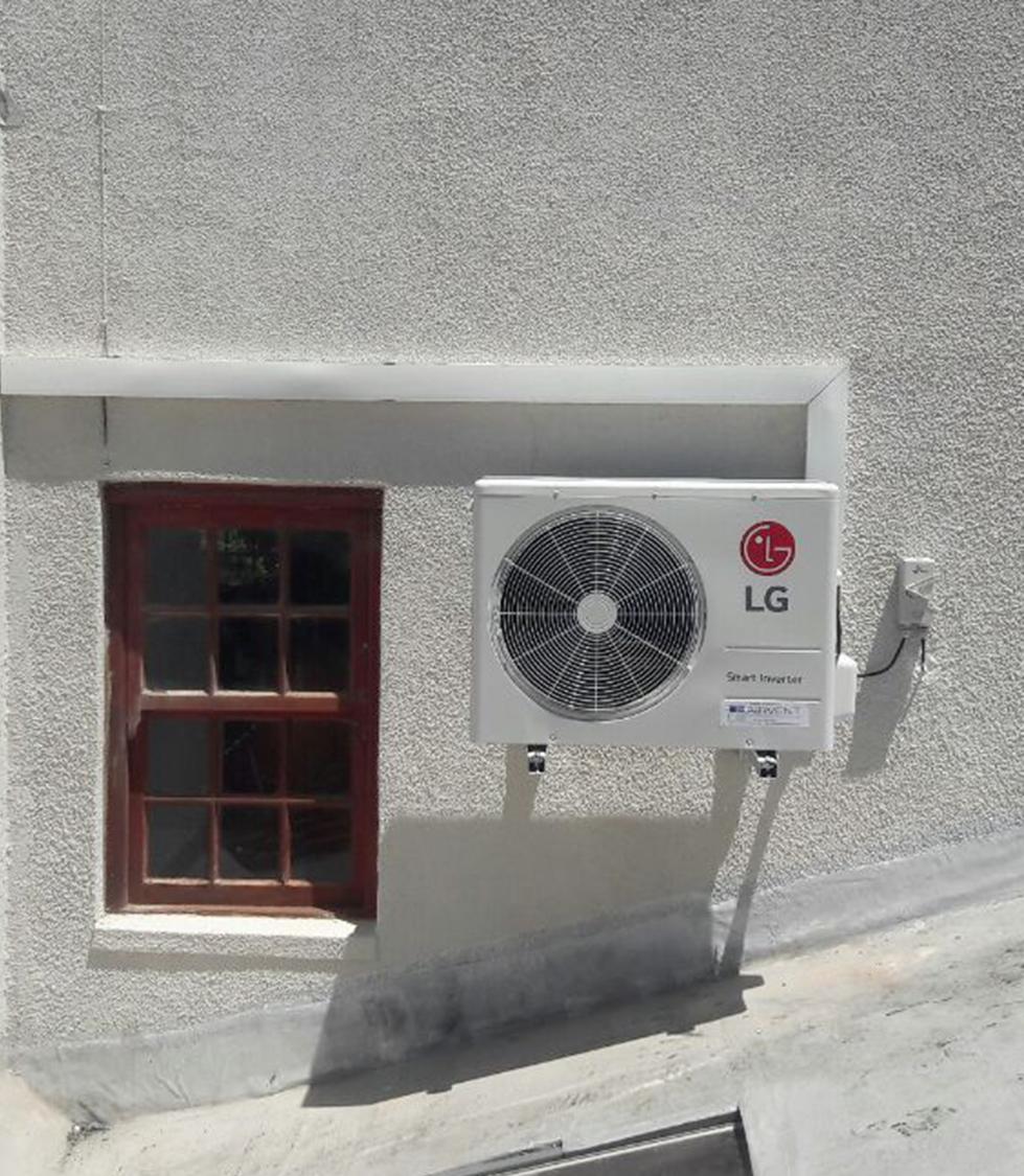 Airvent Airconditioning & Ventilation: Portfolio: LG
