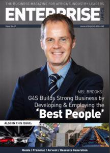 Airvent Airconditioning & Ventilation: Enterprise Magazine Cover