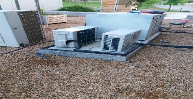 Airvent Airconditioning & Ventilation: Portfolio: reinstall units