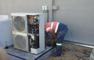 Airvent Airconditioning & Ventilation: Portfolio: Removal Of Air Conditioning Unit