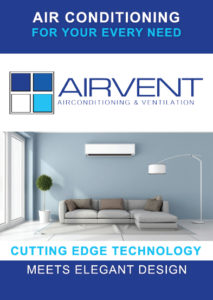 Airvent Airconditioning & Ventilation: Residential Brochure Image