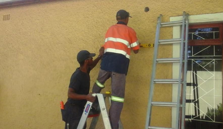Airvent Airconditioning & Ventiliation: Installation Team