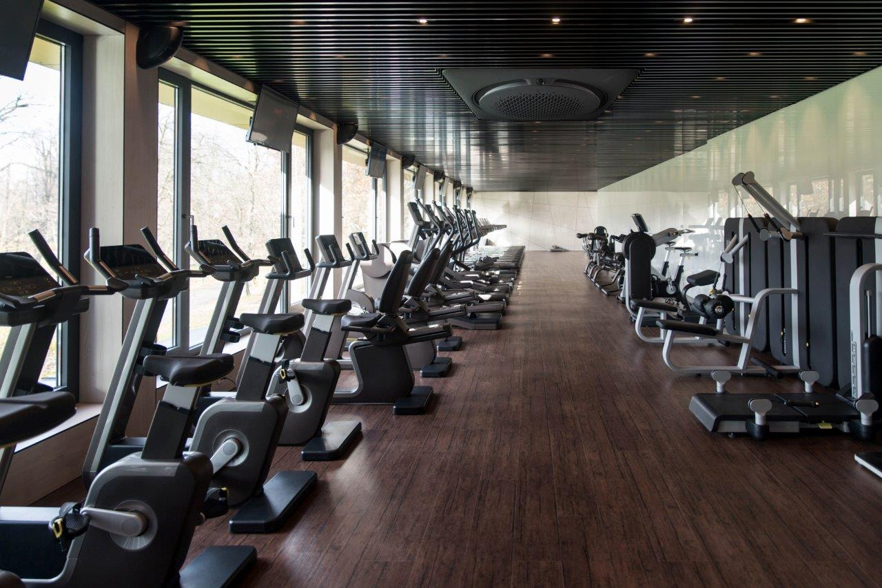 Airvent Airconditioning & Ventiliation: Air conditioning gym