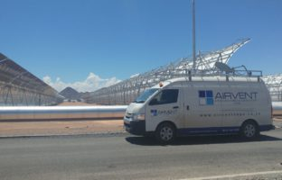 Xina Solar Farm, Northern Cape