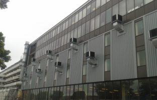 Airvent Airconditioning & Ventilation Portfolio: PEP Air Con Units Outdoor 1