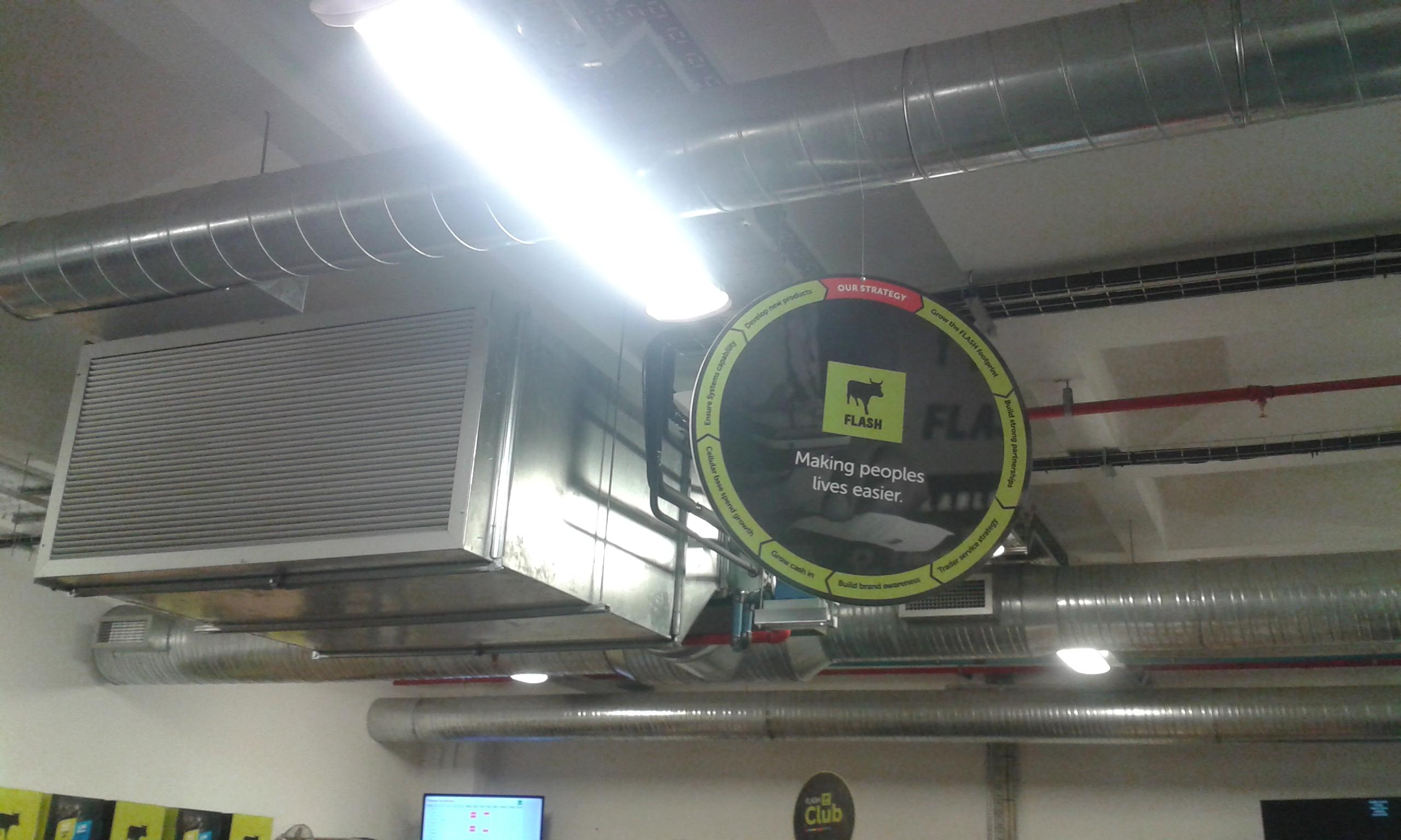 Airvent Airconditioning & Ventilation Portfolio: PEP