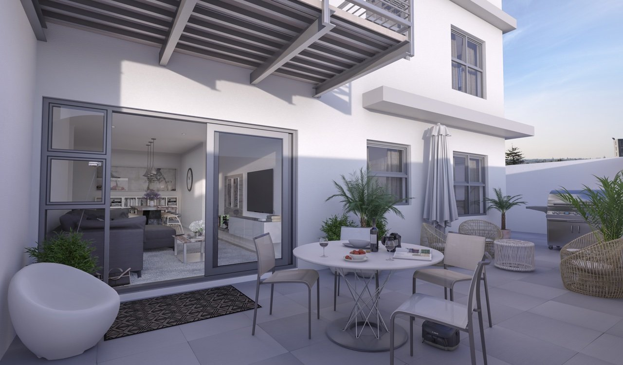 Airvent Airconditioning & Ventilation Portfolio: Madison Place Balcony
